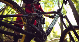 Sports sound design mountainbike Vitus bikes